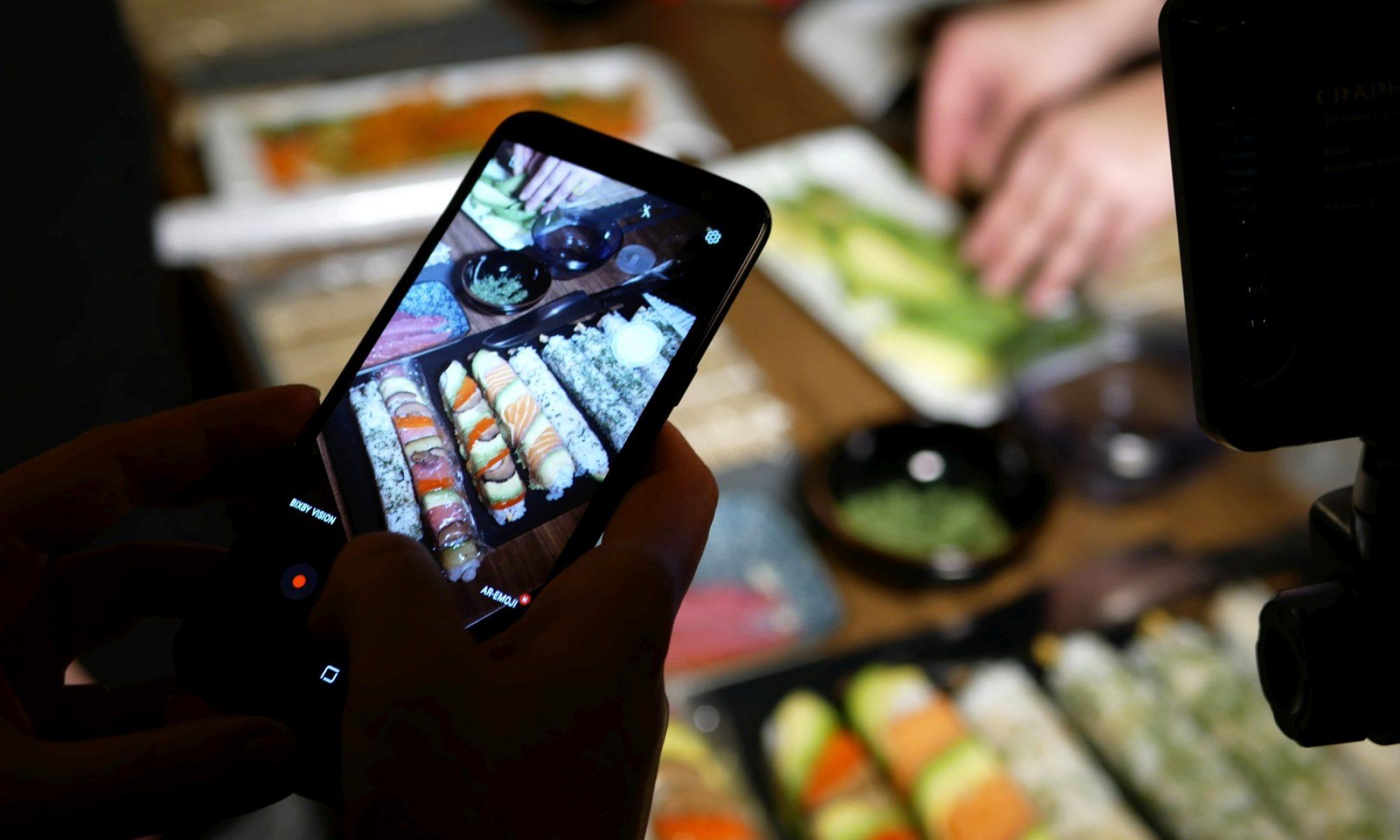 Sushi und Japanische Küche mit Naochika